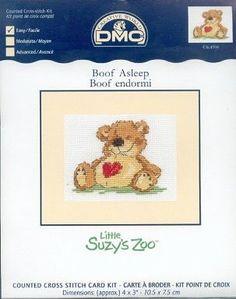 Little Suzy's Zoo Boof Asleep 1/2