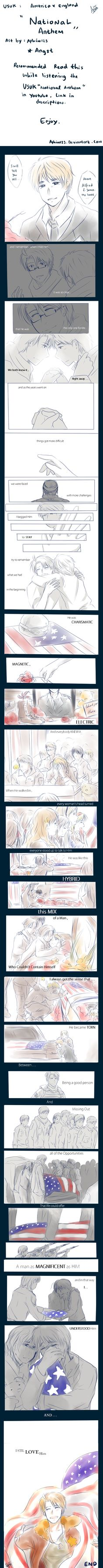OH MY GAWD THE TEARS SOMEONE I NEED A TISSE STAT ARU HOLY CRAP MY HEART WHY?! I DON'T SHIP YAOI EITHER!