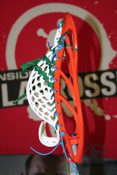 Stringers Spotlight returns with a look at a pocket featuring one of the speciality meshes from Jimalax's line of offerings. This Maverik Prep was strung by Spencer Madden — known as LaxFreak on the Lacrosse Forums — with Catapultion mesh, one of the more unique meshes from the Chandler, Arizona-based company.