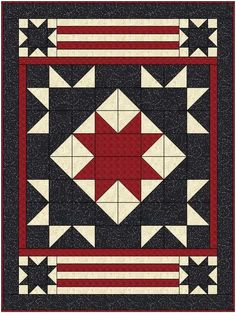 Quilt Jubilee by Lisa Sutherland - Patriotic Quilts Quilt Jubilee by Lisa Sutherland – Patriotic Quilts Quilt Square Patterns, Barn Quilt Patterns, Square Quilt, Patchwork Patterns, Quilting Patterns, Star Quilt Blocks, Star Quilts, Mini Quilts, Scrappy Quilts