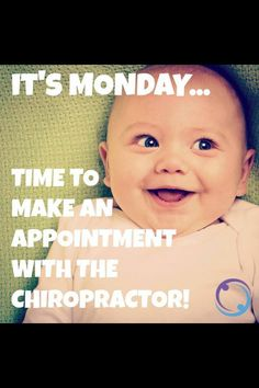 IT'S MONDAY! Exhausting weekend? Wake up and make an appointment with your Houston chiropractor!! 281.506.0105/281.809.0100