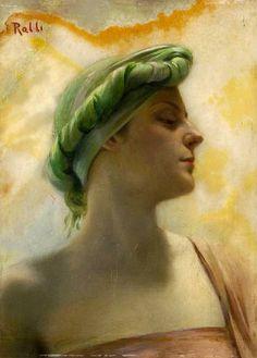 Ράλλης Θεόδωρος-An oriental beauty