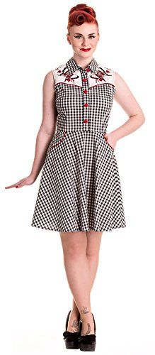 d2d8581b7b1c 10 Best Dresses by Hell Bunny! images | Club dresses, Curve mini ...