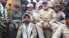 الحرس الثوري الايراني وحزب الله اللبناني يشاركان في مهاجمة البيشمركة