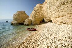 Kasteli beach,Koufonisia.Source:© GNTO/ CYCLADES PREFECTURE