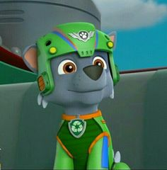 Paw Patrol Rocky, Paw Patrol Pups, Cloverfield 2, Paw Patrol Characters, Humor, Cool Stuff, Pictures, Collection, Community