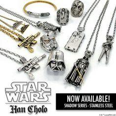 Star War Jewelry han cholo