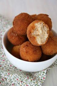 Tartas sin Gluten .....365 dias sin gluten: Croquetas de Coliflor y Queso