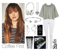"""""""426->Coffee First"""" by dimibra ❤ liked on Polyvore featuring Bling Jewelry, Lagos, Topshop, Dot & Bo and Beats by Dr. Dre"""