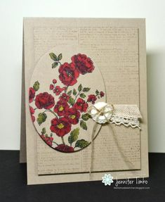 FMS145 - Blended Elements by jentimko - Cards and Paper Crafts at Splitcoaststampers