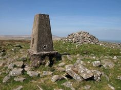 Cosdon Beacon:: OS grid SX6391 :: Geograph Britain and Ireland - photograph every grid square!