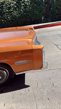 Automotive Photography, Old School, Classic Cars, Retro, Vehicles, Orange, Wallpaper, Board, Easy