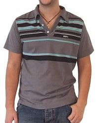 MAMBO GUYS Mambo Nightvision Polo Grey Colour: Grey Slightly Raised Mambo Chest Logo Wide Open Neck Medium/Heavy Weight Standard Fit 100% Cotton http://www.comparestoreprices.co.uk/mens-clothes/mambo-guys-mambo-nightvision-polo-grey.asp