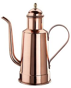 Amazon.com: Paderno World Cuisine 9-Inch High Copper/Tin Oil Dispenser: Kitchen & Dining