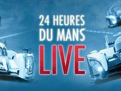 Live 24 Heures du Mans 2013 : lemans-tv.com