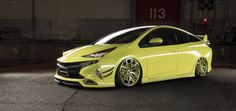 GALLERY & MOVIE - WALD SPORTS LINE - 50 PRIUS Chevrolet Volt, Chevrolet Tahoe, Supercars, Toyota Hybrid, Nissan Leaf, Toyota Prius, Automotive Design, Electric Cars, Display