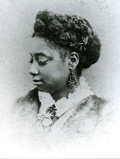 Rosetta Douglass {Daughter of Fredrick Douglass}