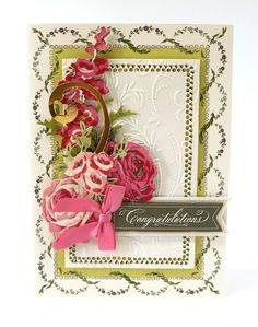 The Craft Channel U.K. January 28th Shopping List | Anna's Blog - Pretty Paintings Card Making Kit