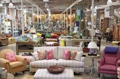 This is our stunning House and Garden homestore, full of unique items from vintage tea sets, to luxurious bed linen, to gorgeous tableware. Come in store and see all of the treasures we have!