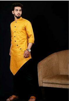 How praise of this kurta Mens Indian Wear, Mens Ethnic Wear, Indian Groom Wear, Indian Men Fashion, Mens Fashion Wear, Indian Man, Male Fashion, Kurta Pajama Men, Kurta Men