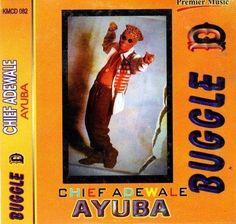 Adewale Ayuba - Buggle D - Audio CD