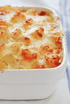 MARY'S FISH PIE (haddock, eggs, potatoes, spinach) [Britain] [Mary Berry] [dailymail]