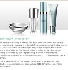 The BEST in American Made skin care! Artistry YouthExtend Products.