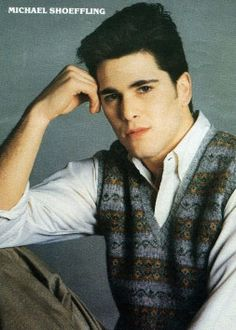 Michael Jake Ryan sixteen candles heartthrob | Handsome ...