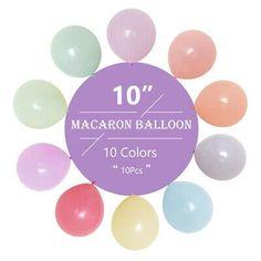 50 globos de látex de color Surtido 9/' Mesa De Fiesta Varios Colores Catering Navidad