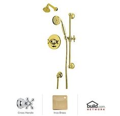 $1,251 - CROSS HANDLE -- Rohl ACKIT28X