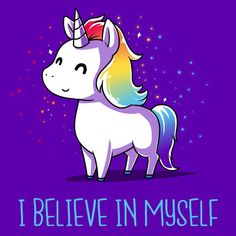 I Believe In Myself T-Shirt TeeTurtle | Beautiful Cases For Girls