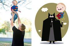 Von der Realität zum #Comic | #Baby #MariaJoseDeLuz