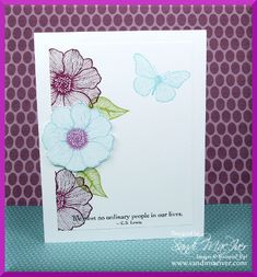 another 10 minute or less card by SandiMac - Cards and Paper Crafts at Splitcoaststampers