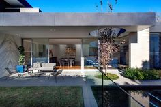 Creative Extension to Classic Edwardian Villa: Malvern East Residence in Australia