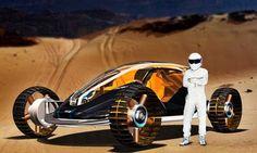 2030, All-Terrain, vehicle, Nissan Guardian, futuristic, car, auto, concept, Ming-deng Tang, Bo-jyun Jhan, transportation, future car, fantastic, sci-fi