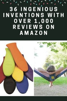 36 Ingenious Inventions With Over 1,000 Reviews on Amazon #amazon #interesting #facts #love #life #reviews #amazing Awesome Wow, Amazing, Family Relations, Amazon Reviews, Celebrity Gallery, Funny Comedy, The Hard Way, Child Love, Weird World