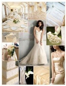 Ivory wedding bouquets New York | The Wedding Specialists