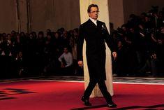 Gary Oldman. Who needs an Oscar when you walk the runway for Prada like a boss?