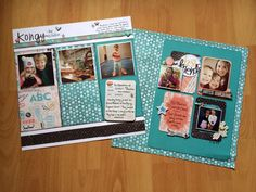 CTMH Chalk It Up paper pack and PML Kit