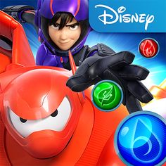 Download Big Hero 6 Bot Fight for PC/Big Hero 6 Bot Fight on PC - Andy - Android Emulator for PC & Mac