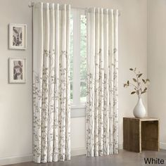 Madison Park Aramo 84-inch Curtain Panel | Overstock.com Shopping - The Best Deals on Curtains