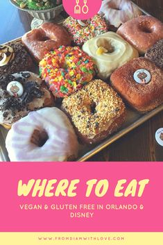 BEST VEGAN AND VEGETARIAN FOOD IN ORLANDO! BEST VEGAN DONUTS! THIS MADE IT SO EASY TO FIND VEGAN FOOD AND VEGAN DESSERTS IN ORLANDO AND AT DISNEY! MARKET ON SOUTH ORLANDO. DIXIE DHARMA. ETHOS ORLANDO. ETHOS VEGAN ORLANDO. VEGAN ORLANDO. VEGAN FOOD ORLANDO. VEGAN BAKERY ORLANDO. WHERE TO EAT ORLANDO. BEST FOOD ORLANDO. BEST RESTAURANTS ORLANDO. PLACES TO EAT IN ORLANDO