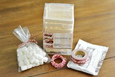 Hot Chocolate Gift Baskets - 6 Gifts for $15!