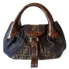 Fendi -- Spy Bag