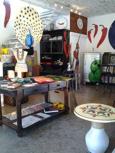 A loja - Mosaicos Portella