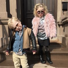 Neil Patrick Harris' 4 year old twins Gideon and Harper (March 2015)