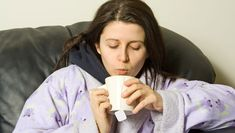 Home remedies for stomach flu: These natural treatments can help ease the discomfort until the vomiting and diarrhea passes. #health #stomach #flu