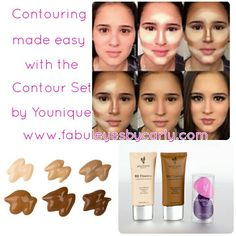 Get your contour set for $90.00 @ www.fabuleyesbycarly.com
