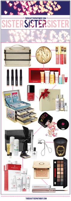 The Beauty Department: Your Daily Dose of Pretty. - Holiday Gift Guide (Sister)