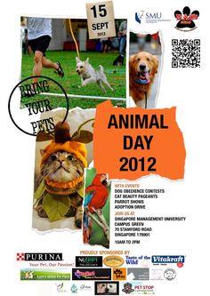 Saving 4 A Sunny Day: Animal Day 2012